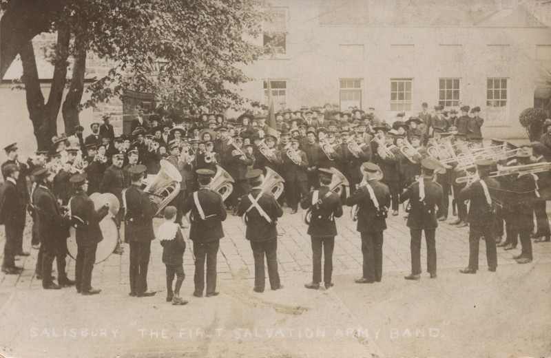 Chalk Farm Salvation Army Band